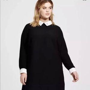 Victoria Beckham for Target Black 2x Dress NWT